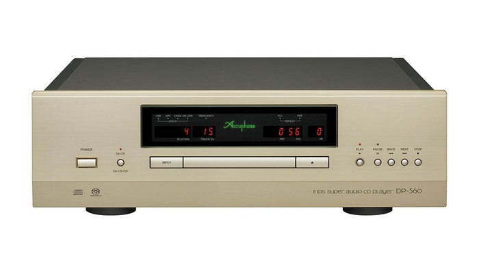 Accuphase DP-560 SACD-Player