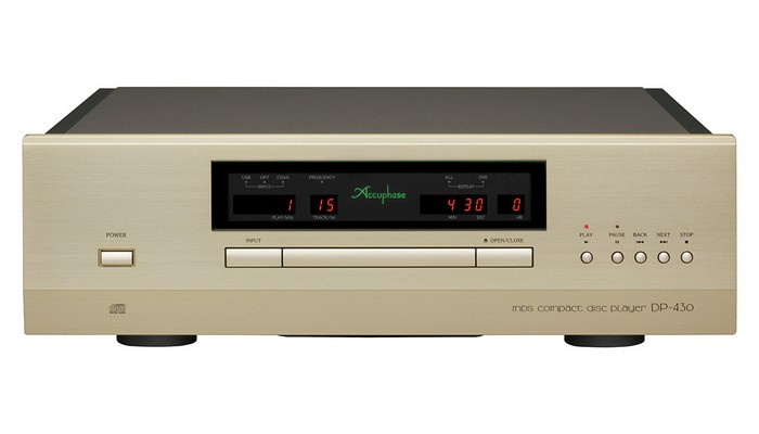 Accuphase CD-Player DP 430