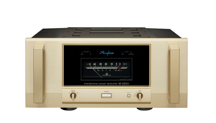 Accuphase Endstufe M-6200