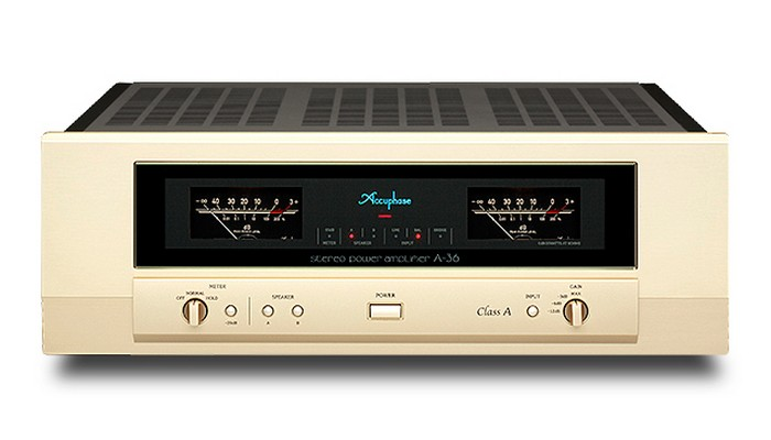 Accuphase Endstufe A-36