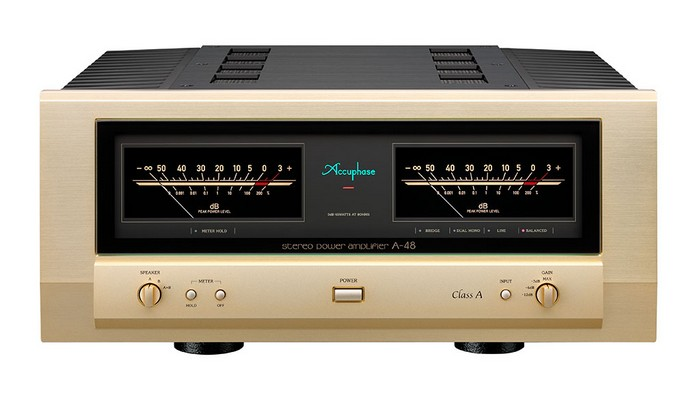 Accuphase Endstufe A-47