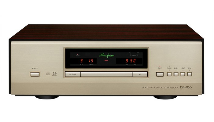 Accuphase DP-950 SACD Laufwerk