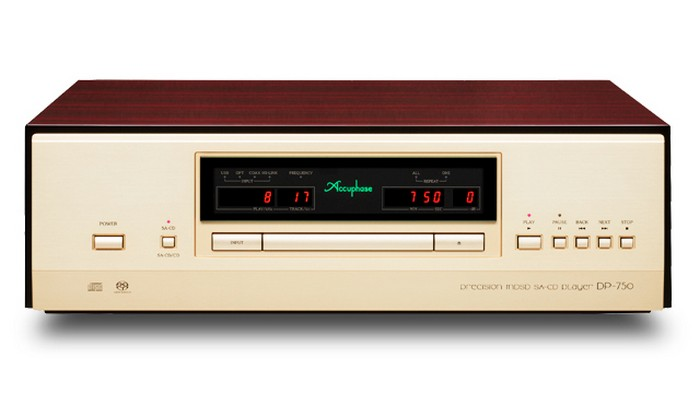 Accuphase DP-750 SACD-Player